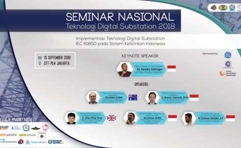 seminar nasional teknologi digital substation 2018